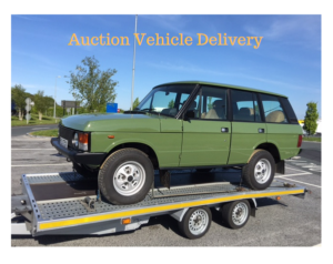 Auction Vehicle Delivery