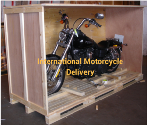 International Motorcycle Delivery
