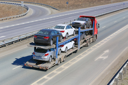 Car shipping service - EasyHaul