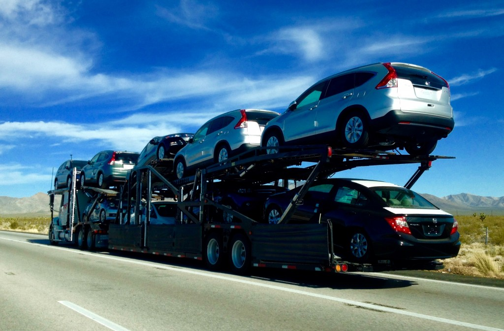 What to Expect When Your Vehicle is Delivered From an Auction   EasyHaul Blog