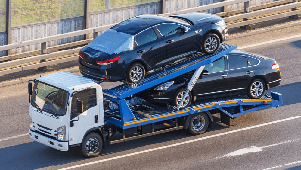 open auto shipping
