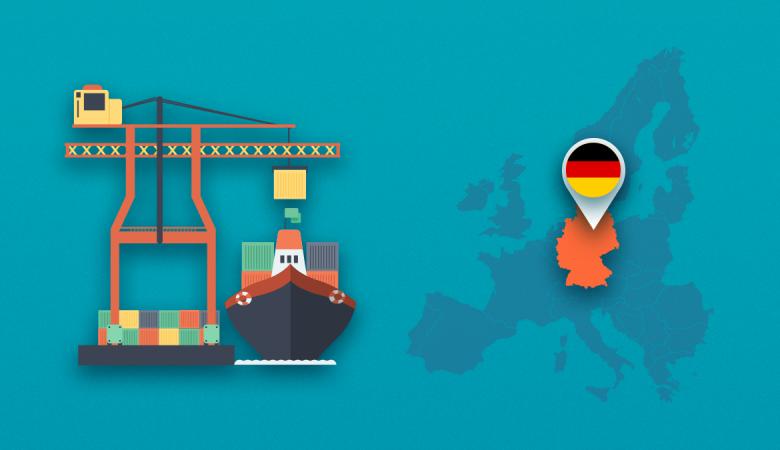 ship a car to Germany
