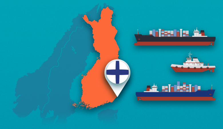 Vehicle Shipping from the USA to Finland