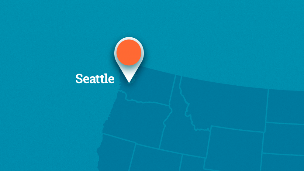Seattle port USA