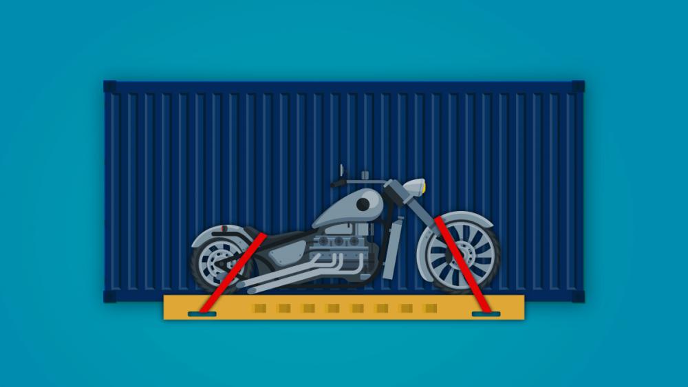 international motorcycle transport