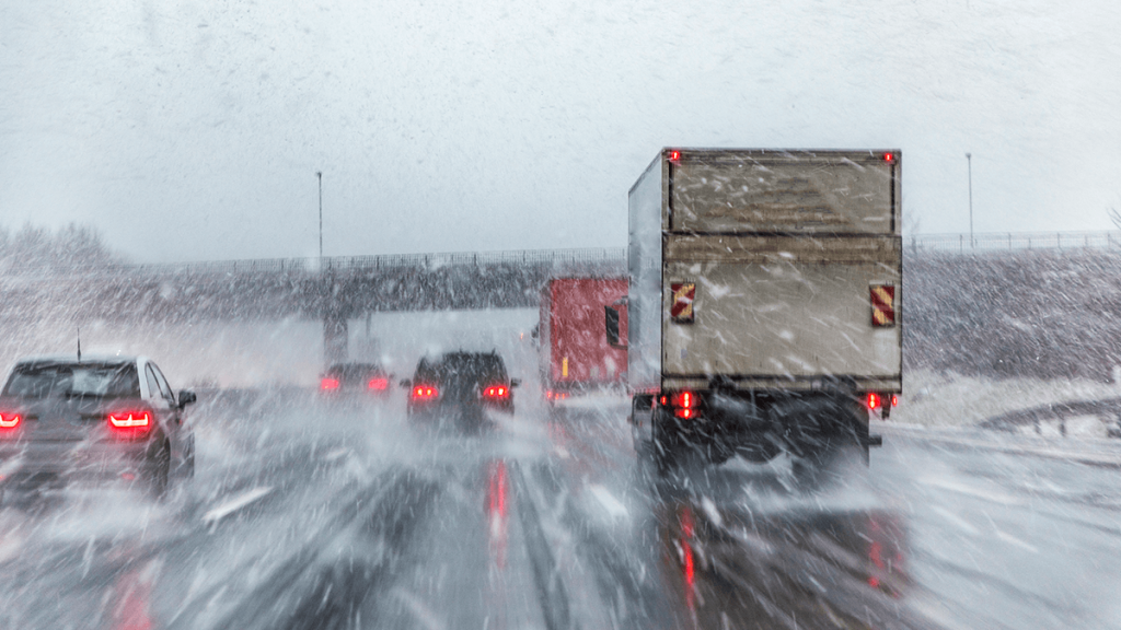 trucking accident law