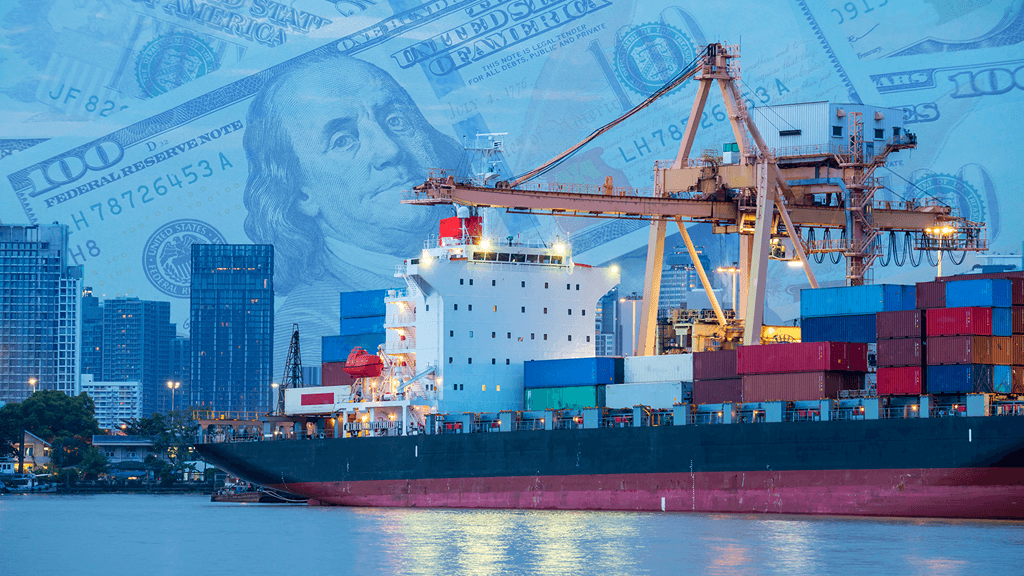 international container shipping rates
