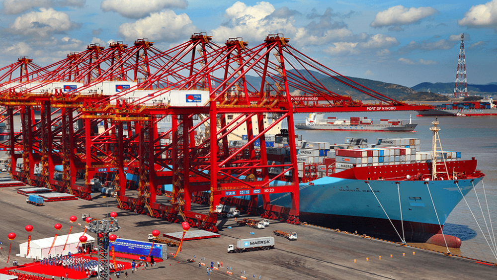 busiest ports
