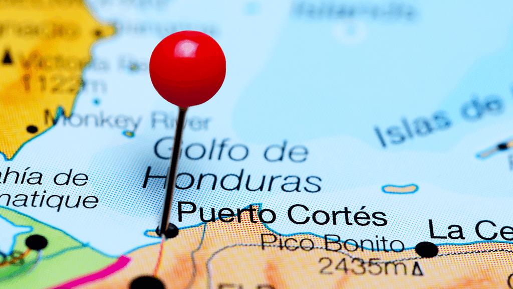 shipping a car to Honduras