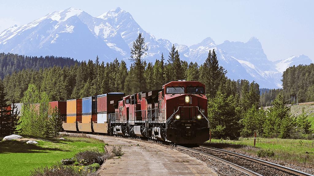 intermodal freight transport